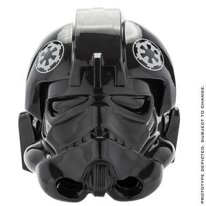 TIE Fighter Pilot Standard Helmet Prop Replica