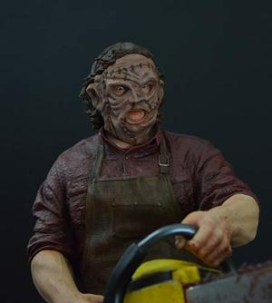 The Texas Chainsaw Massacre: Leatherface 1:4 Statue