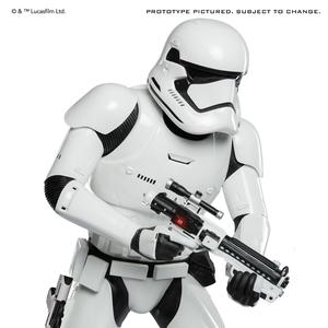 Life Sized Stormtrooper Statue