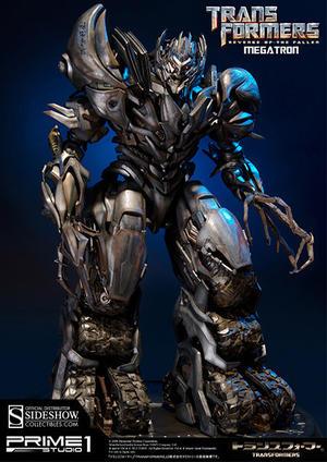Transformers Revenge of the Fallen: Megatron Statue