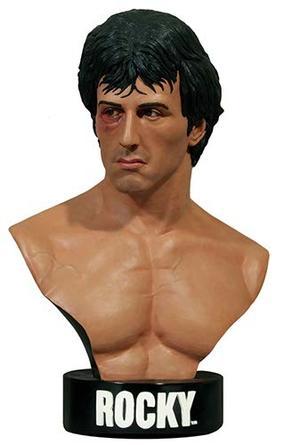 Rocky: Rocky 1:1 scale bust
