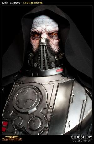 Star Wars The Old Republic: Darth Malgus Life-Size Figure