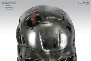 Endoskeleton Life-Size Bust Combat Version
