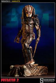 Predator 2 Maquette
