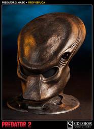 Predator 2: Mask Prop Replica
