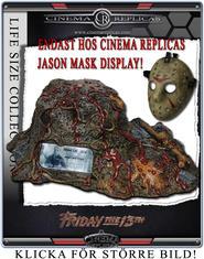 CR Version of Jason Mask display