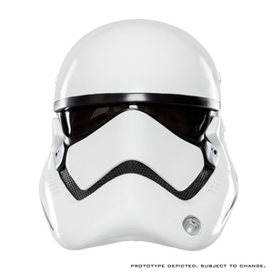 The Force Awakens: First Order Stormtrooper Helmet