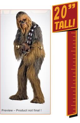 20 inch Size Figure Chewbacca