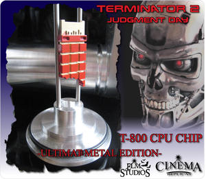CR Ex CPU chip display all metal and glass super version!!!