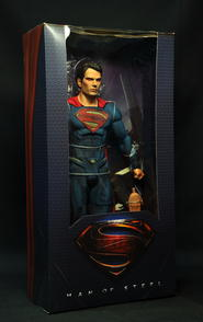 Man of Steel: Superman Scale 1:4 18 inch