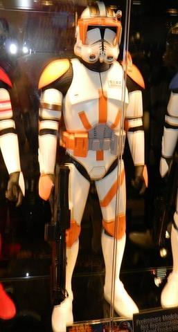 31 inch Giant Size Commander Cody Clonetrooper Figure