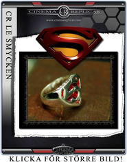 Superman ring CR Limited Edition