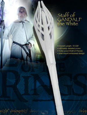 Staff of Gandalf.