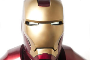 Iron Man CR Life-Size Bust
