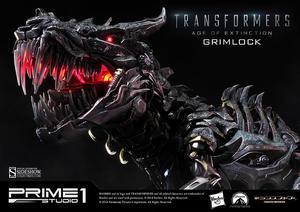 Grimlock Transformers Statue
