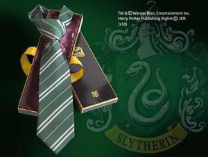 Harry Potter Necktie deluxe Slytherin™ House Tie
