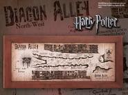 DIAGON ALLEY Map