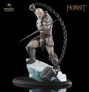 The Hobbit: Azog - Commander of Legions statue