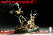 Predators - The Tracker Maquette