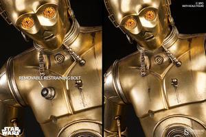 C-3PO Sixth Scale Figure