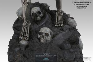 T2 ½ Scale Endoskeleton