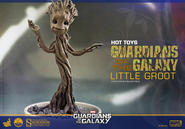 Guardians of the Galaxy: Little Groot 1:4 Scale Collectible Statue