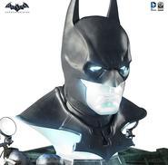 Batman Arkham Origins - Full Scale Replica Cowl