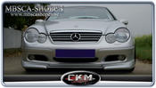1. Rieger Sport front spoiler till Sport Coupe