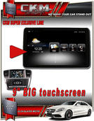 "1. Comand 9"" Android Big touchscreen w218"