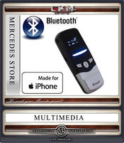 BLUETOOTH ADAPTER För Telefon