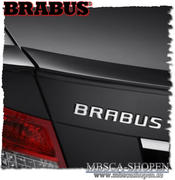 Brabus orginal emblem  Baklucka