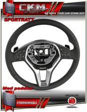 1. Ratt sport original SVART Skinn/Perforetat