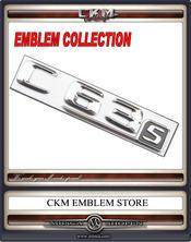Emblem C63s Baklucka