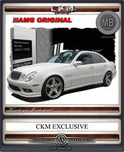 1. W211 AMG ORGINAL E55 Styling Kit 02-06