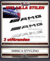 Emblem NYA looken. AMG