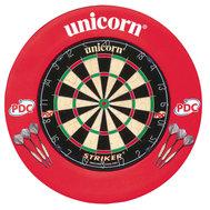 Unicorn Striker dartpaket med väggskydd