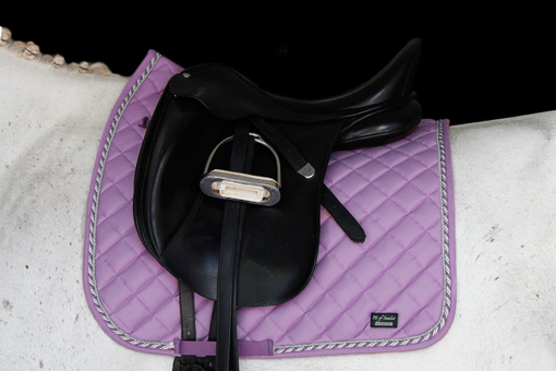 Saddle Pad Dusty Orchid Dressage