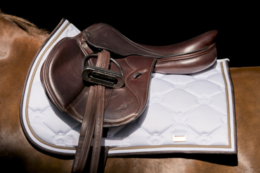Saddle Pad Preppy Indira Jump