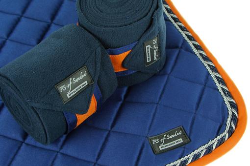 Saddle Pad Iris Blue Dressage