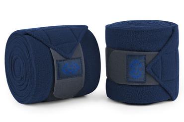 Bandages in Fleece Navy