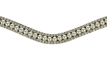 Browband Grey Joy