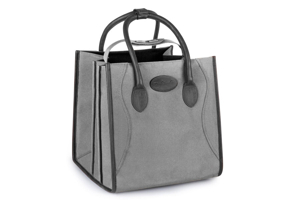 Grooming bag Grey