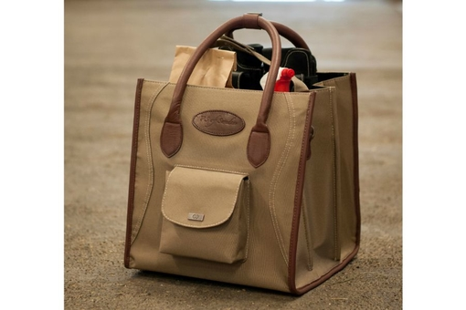 Grooming bag Walnut