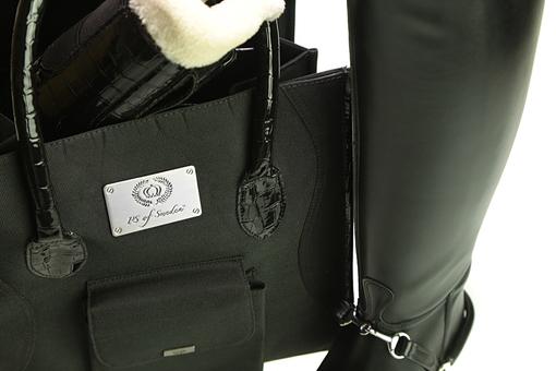 Grooming bag Premium Black