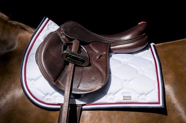 Saddle Pad Preppy Charlie Jump
