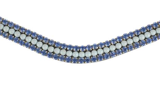 Browband Petite Blue