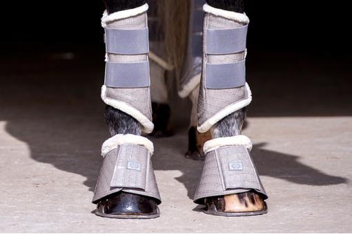 Boots, grå