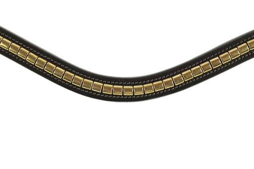 Browband Gold Klincher
