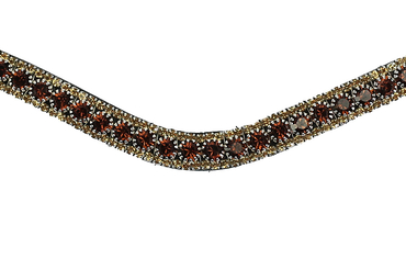 Browband Topaz Delight