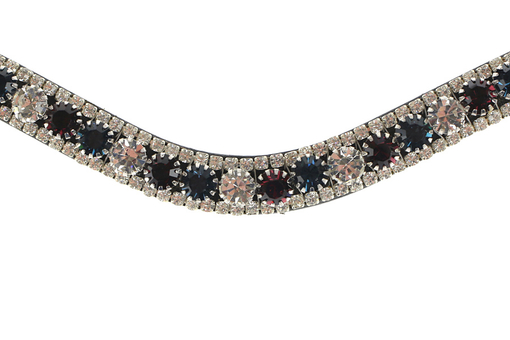 Browband Preppy Delight
